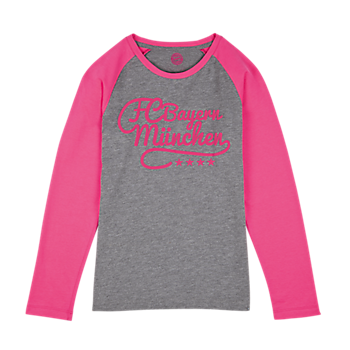 Girls' Long-Sleeve Top