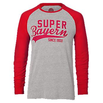 Longsleeve Super Bayern