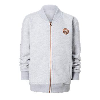Zip Jacket Girls rosegold
