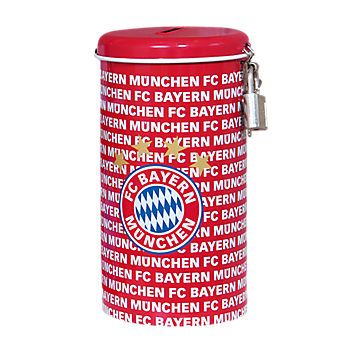 Metal Money Box FC Bayern