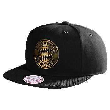 Mitchell & Ness Snapback Cap Logo