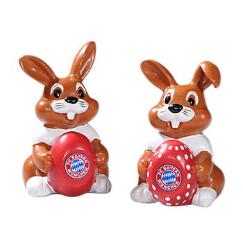 Easter-Bunnies Set of 2
