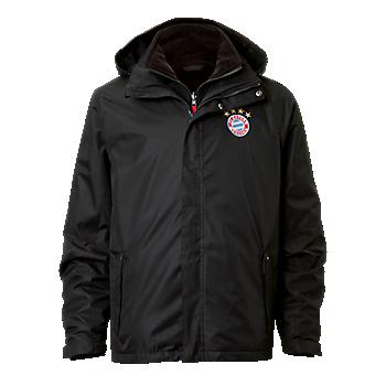 Outdoor Jacket 2-in-1
