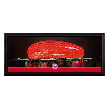 Panoramabild Arena außen 70 x 30 cm