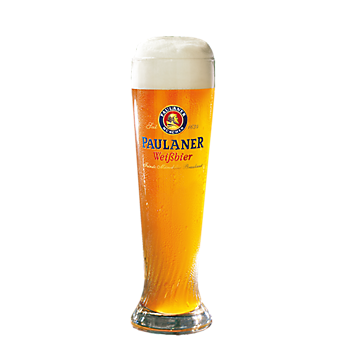 Paulaner Beer Glass