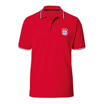 Poloshirt Classic rot