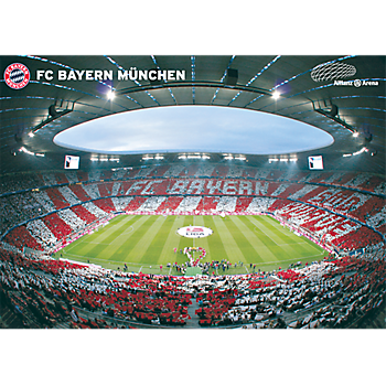 Poster Allianz Arena inner area 360°