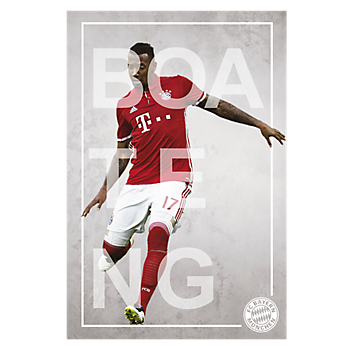 Poster Player Boateng