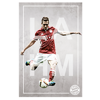 Poster Player Lahm