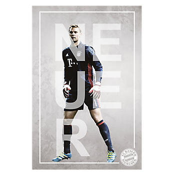 Poster Player Neuer