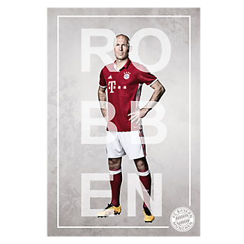 Poster Player Robben