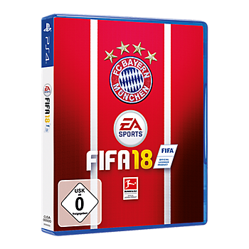 PS4 EA SPORTS FIFA 18 FC Bayern Edition