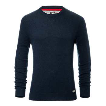 Sweater Cashmere navy