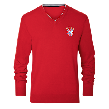 pullovers official fc bayern online store. Black Bedroom Furniture Sets. Home Design Ideas