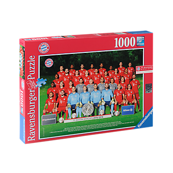 Team Puzzle 1,000 pieces