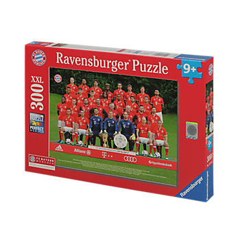 Puzzle Squad Photo 2016/17 (300 pieces)