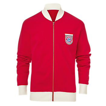 Retro Sweat Jacket 71
