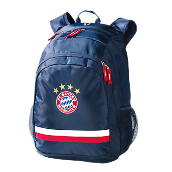 Backpack Logo navy