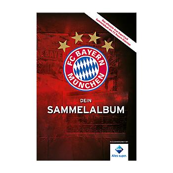 Sammelalbum Aral SuperCard FCB