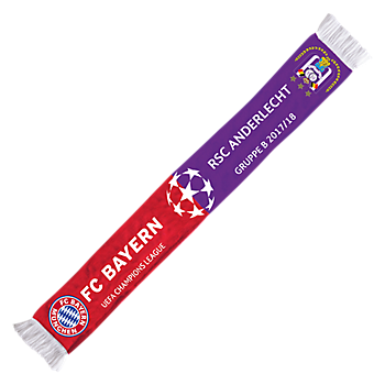 Scarf CL group stage Anderlecht 17/18