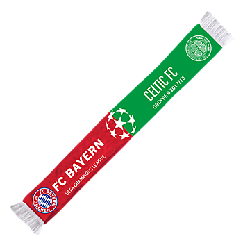 Scarf CL Group Celtic 17/18
