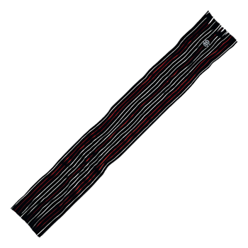 Scarf Logo Stripes