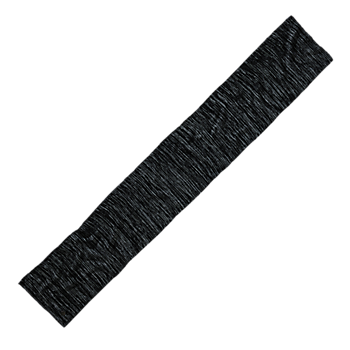 Scarf Stripes anthracite/black