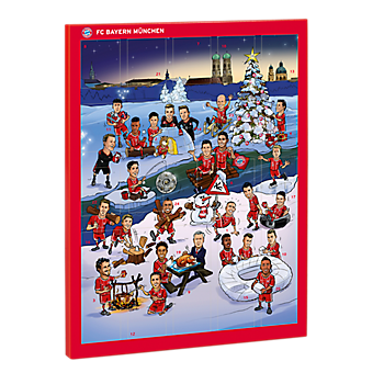 Chocolate Advent Calendar 2017