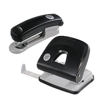 Set Stapler & Perforator