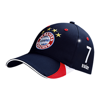 F. Ribéry Player Baseball Cap