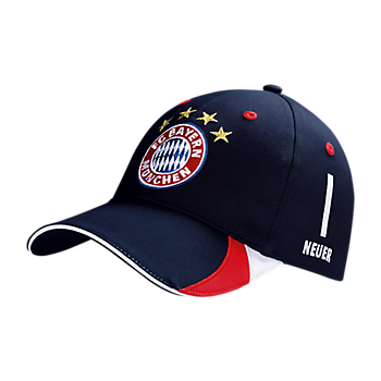 M. Neuer Player Baseball Cap