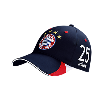 Spieler Baseballcap T. Müller Kids