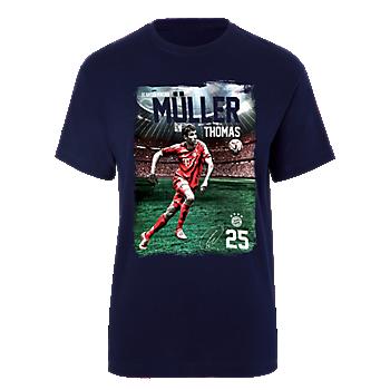 Spieler T-Shirt Thomas Müller