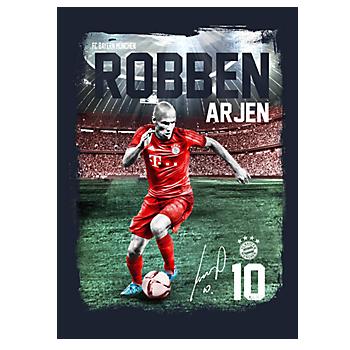 Spielerposter Arjen Robben