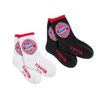 Sport-Socken Kids 2er-Set