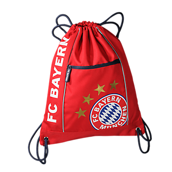 Drawstring Sports Bag FC Bayern