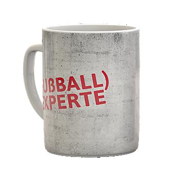 Sprüchetasse (FUSSBALL)Experte