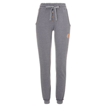 Womens Logo Sweatpants Rose-Gold