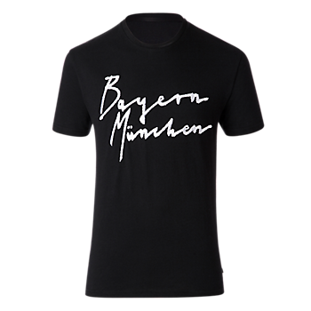 T-Shirt Bayern black