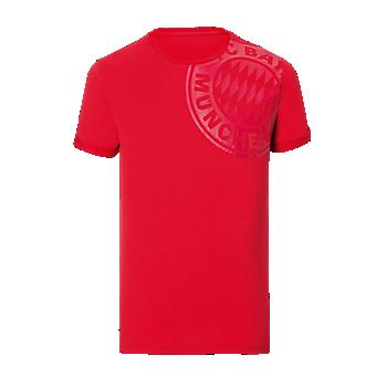 T-Shirt Black&Red