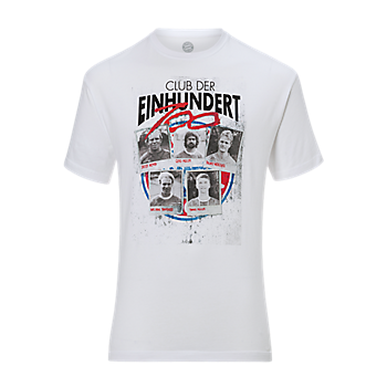 T-Shirt Müller 100 Tore