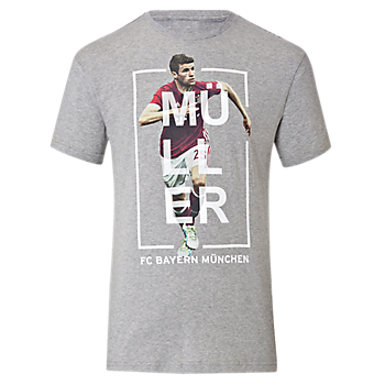 Player T-Shirt Müller