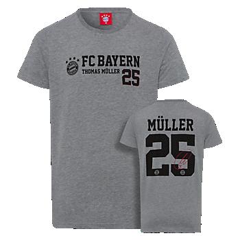 Camiseta de T. Müller