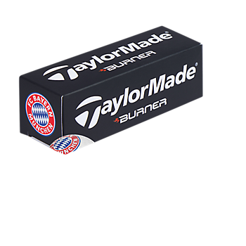 TaylorMade Burner Golf Balls, Set of 3