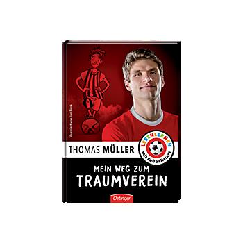 Libro Thomas Müller - Mein Weg zum Traumverein (mi camino hasta el equipo de mis sueños)