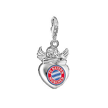 Thomas Sabo Charm FC Bayern Logo Angel