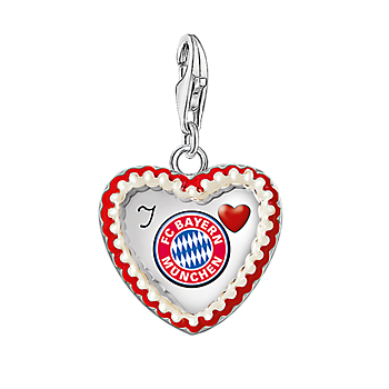 Thomas Sabo Charm Gingerbread Heart