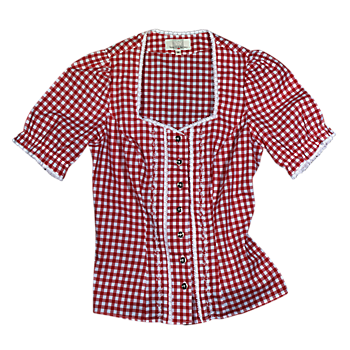Traditional Bavarian Blouse