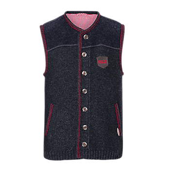 Traditional Knit Vest