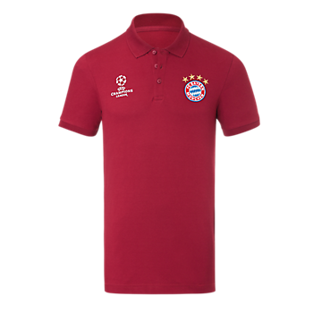 UCL Teamline Polo Shirt